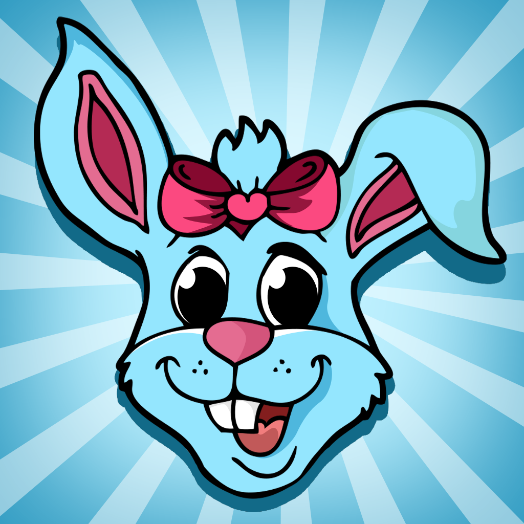 A Easter Coloring Book for Children: Learn to color eggs, flowers, rabbit, bunny, basket and more