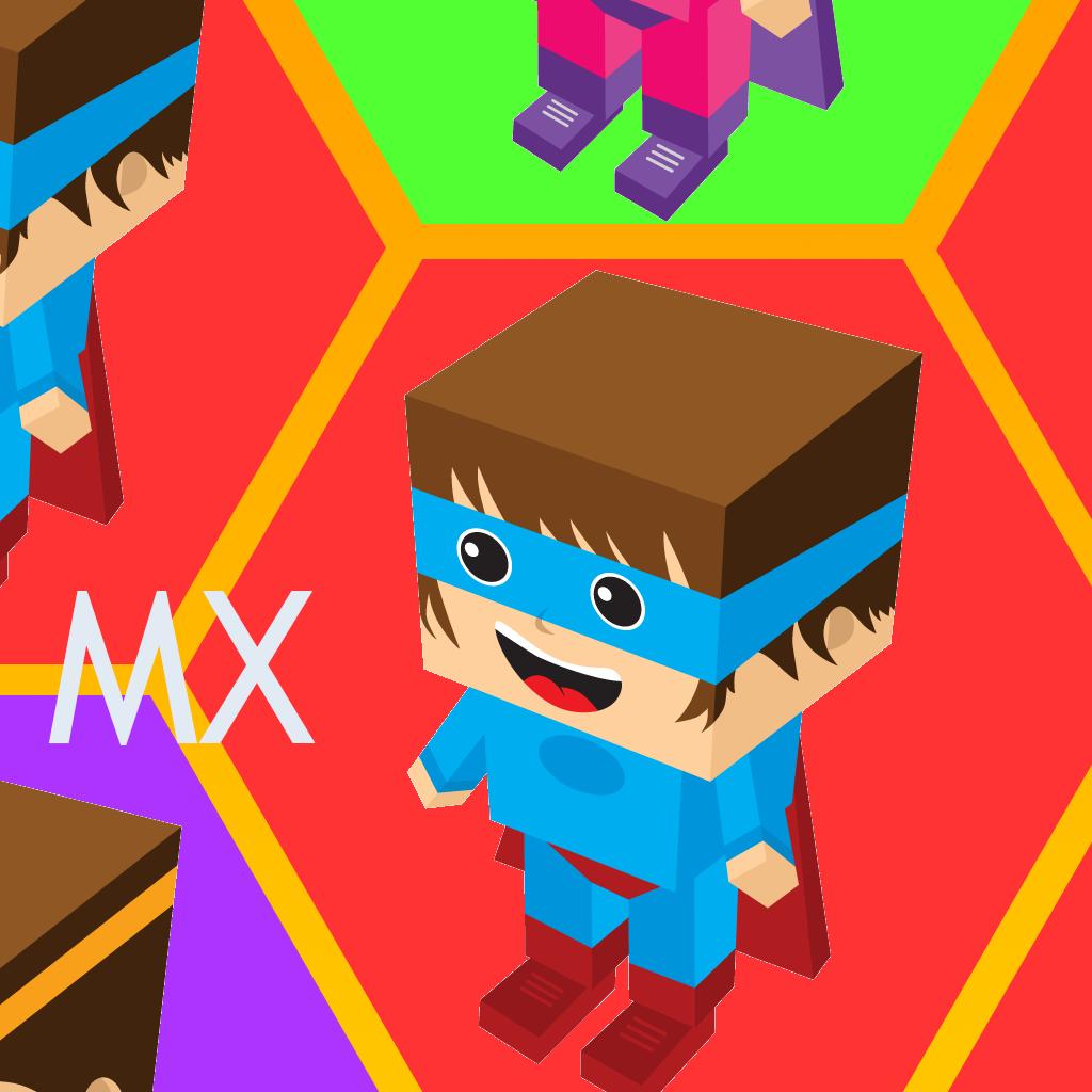 Epic Hero Match Puzzle MX - Supernatural Battle Wars Against Monsters League
