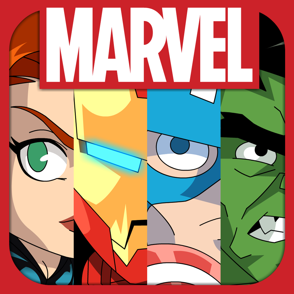 Marvel Run Jump Smash! iOS